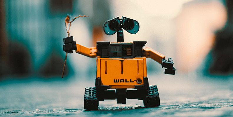 Robot humanizado